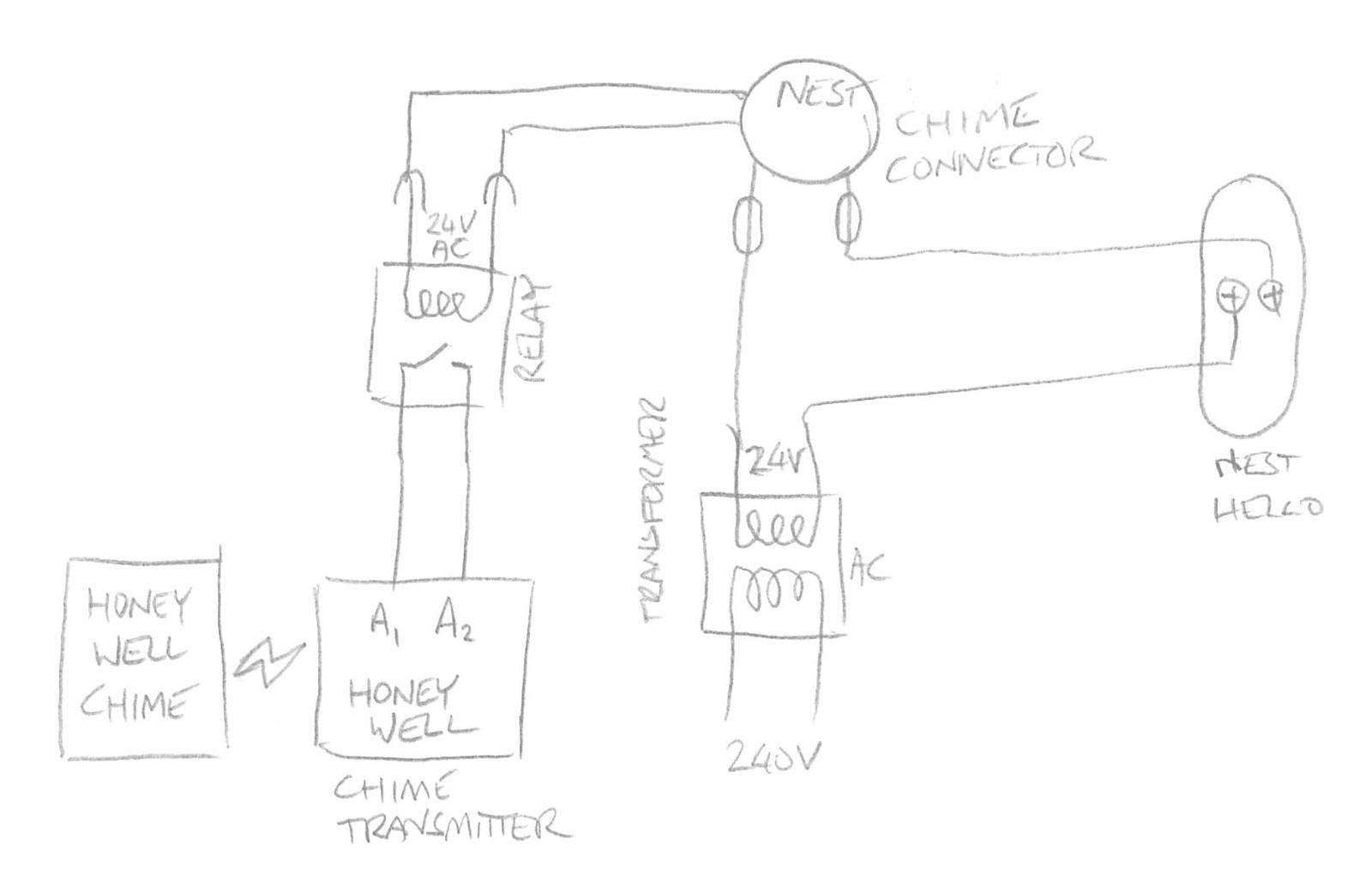 Nest Hello: Uk Installation – Elliot West – Medium - Nest Hello Wiring Diagram