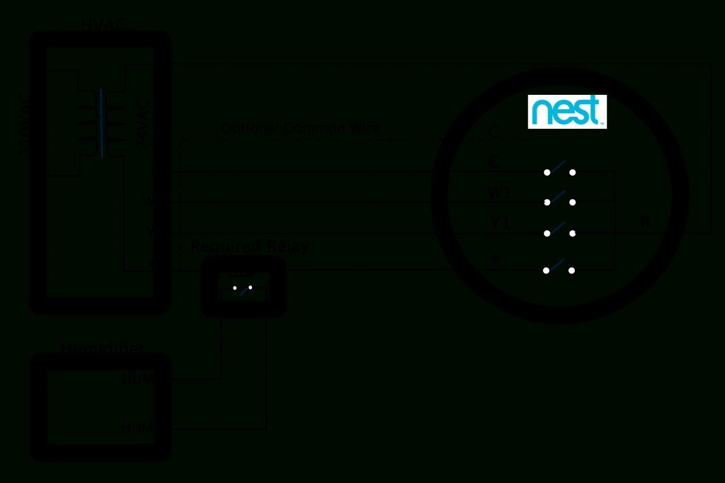 Nest Learning Thermostat Advanced Installation And Setup Help For   Nest Thermostat Wiring Diagram