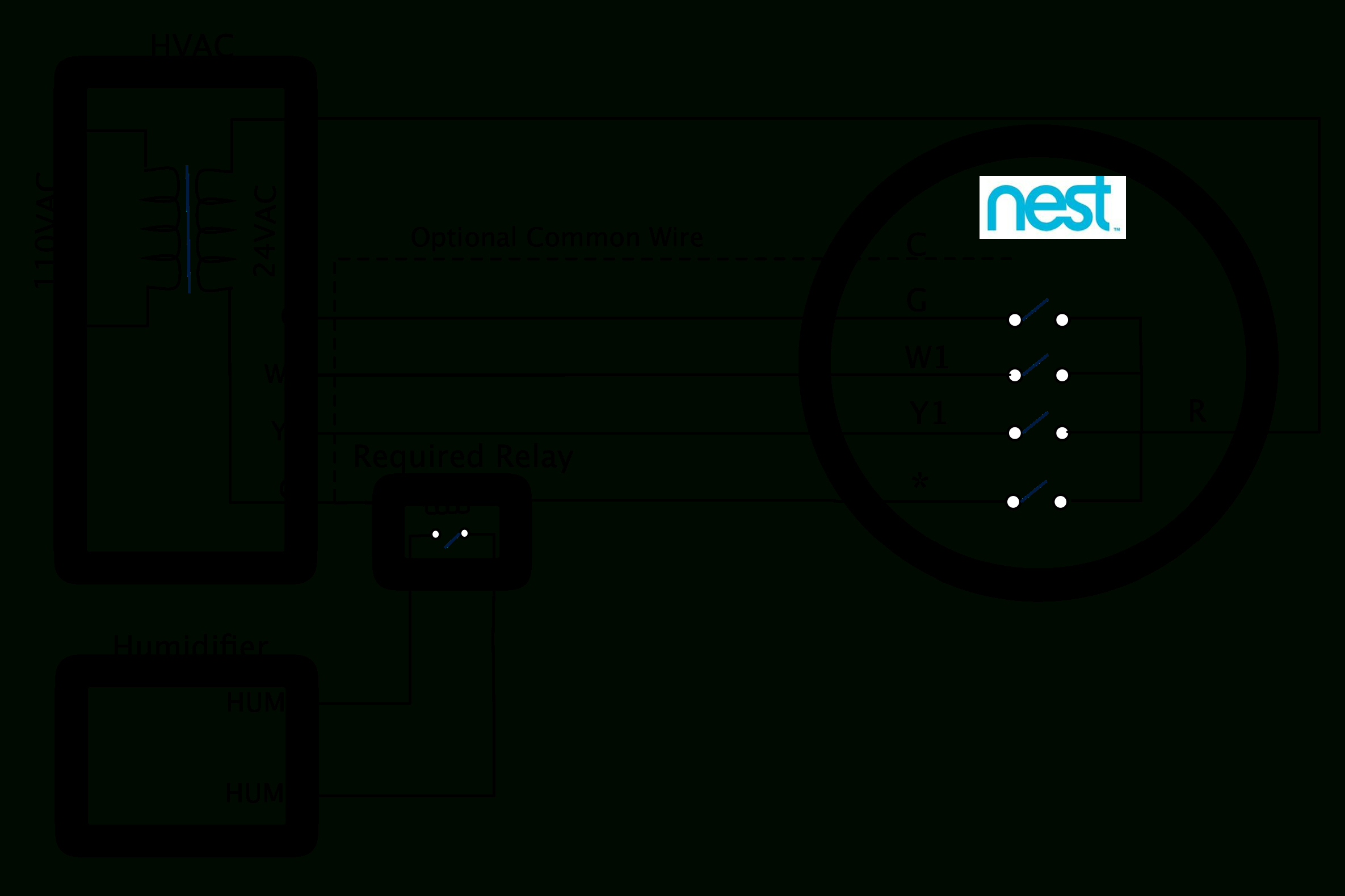 Nest Learning Thermostat Advanced Installation And Setup Help For - Nest Thermostat Wiring Diagram
