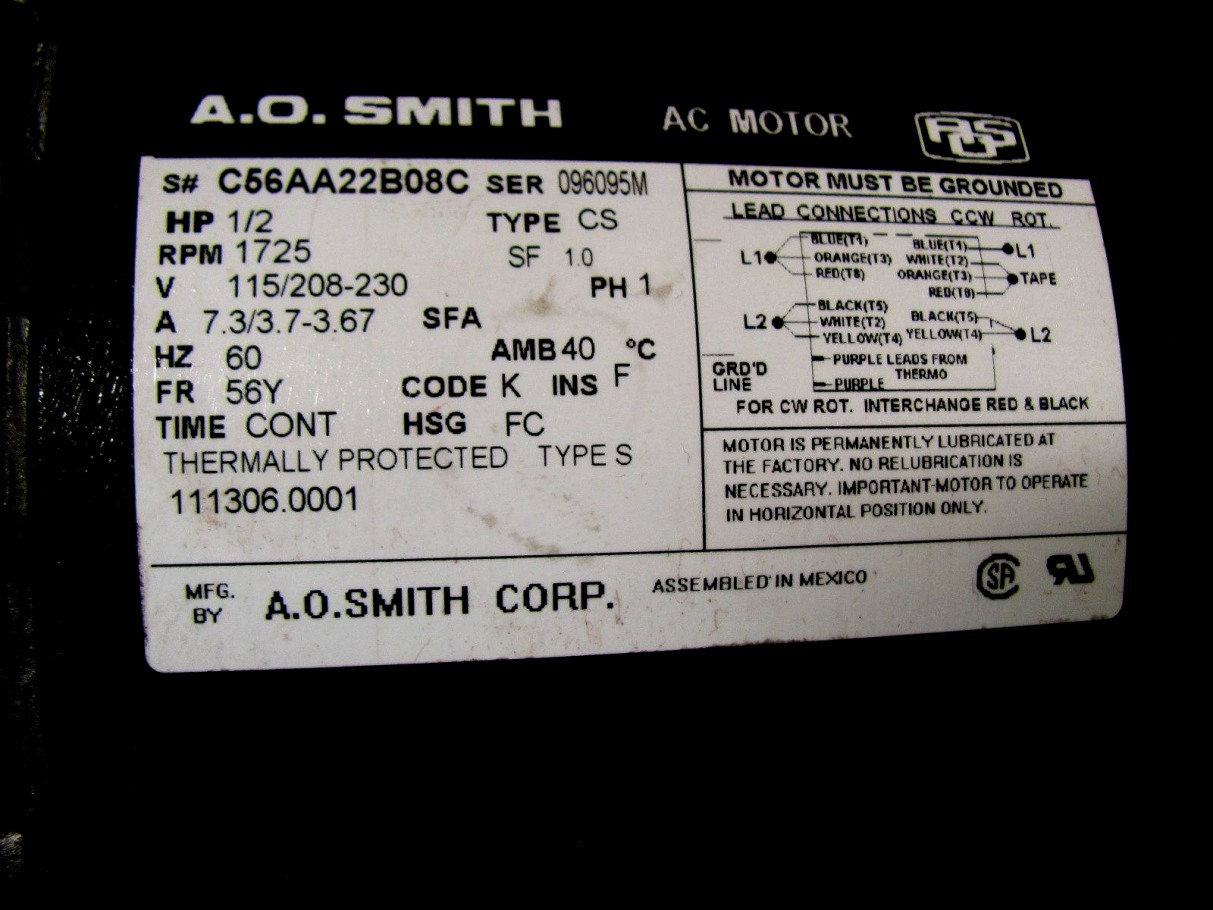 Ao Smith D1026 Wiring Diagram - Wiring Diagrams on ao smith pool pump diagram, ao smith motor wiring, ao smith water heater diagram, ao smith parts, ao smith piping diagrams,