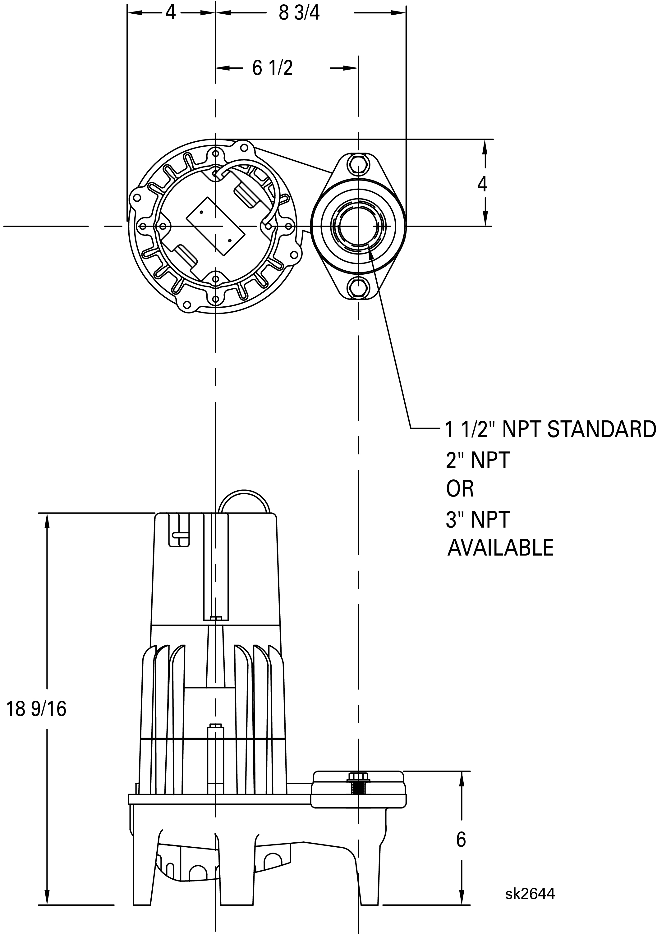 Oil Guard® Systems   Zoeller Pump Company - Well Pump Control Box Wiring Diagram