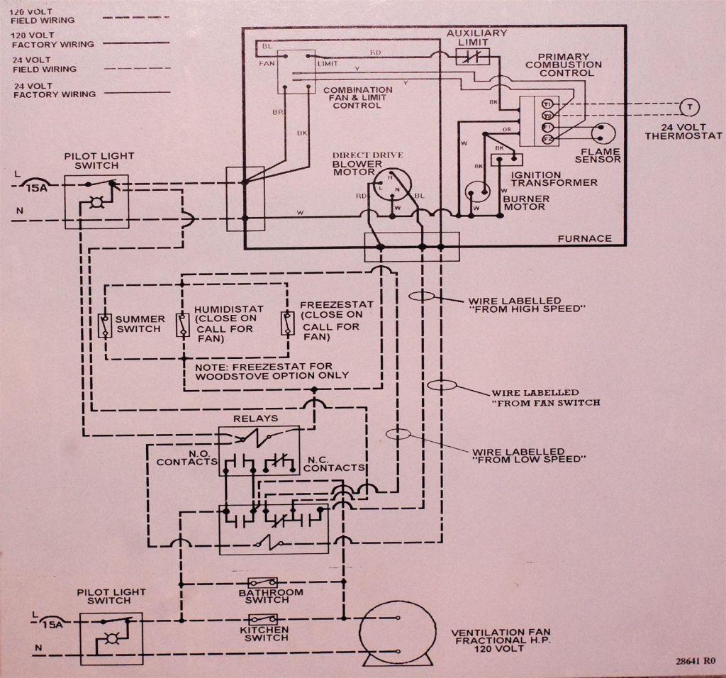 Oil Wiring Beckett Ck Furnace 62Aj   Wiring Diagram - Beckett Oil Burner Wiring Diagram