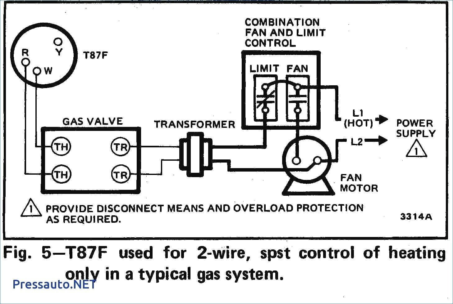 Old Gas Furnace Wiring   Manual E-Books - Gas Furnace Wiring Diagram