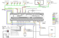 Omnie Network Controls With Electric Mixing Valve For Weather   Electric Heat Wiring Diagram