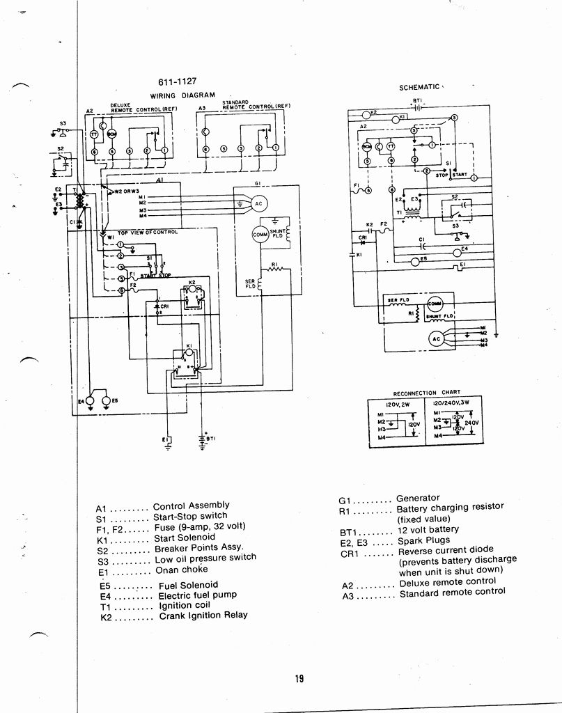 Onan Generator Remote Switch Wiring Diagram | Wiring Diagram - Onan Generator Remote Start Switch Wiring Diagram