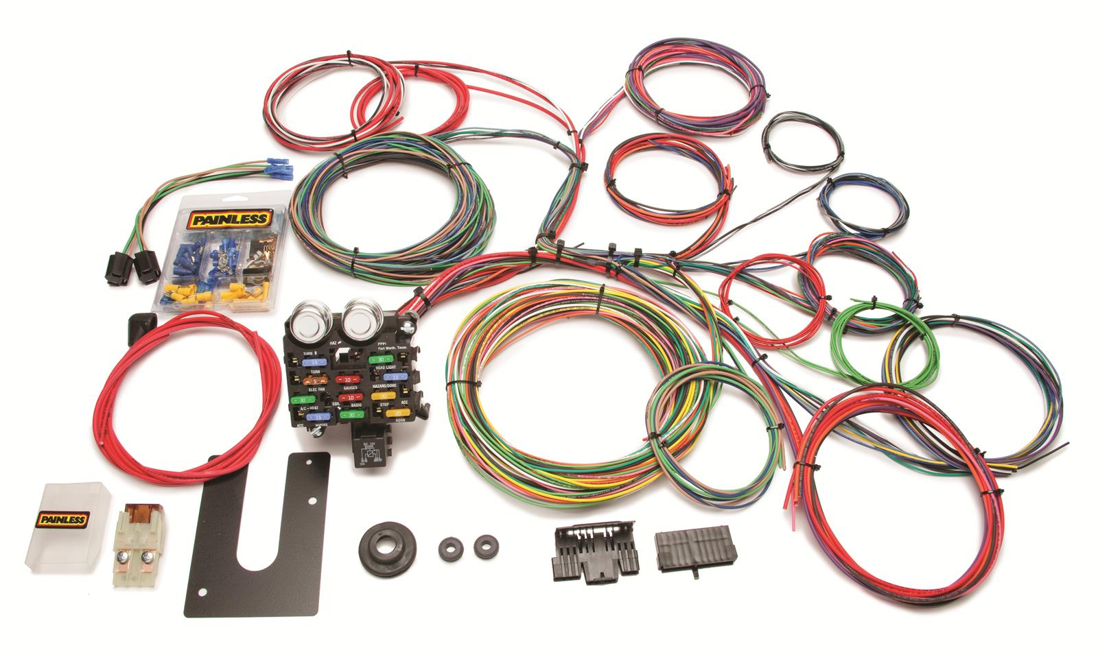 Painless Wiring Harness And Chassis | Wiring Diagram - Painless Wiring Harness Diagram