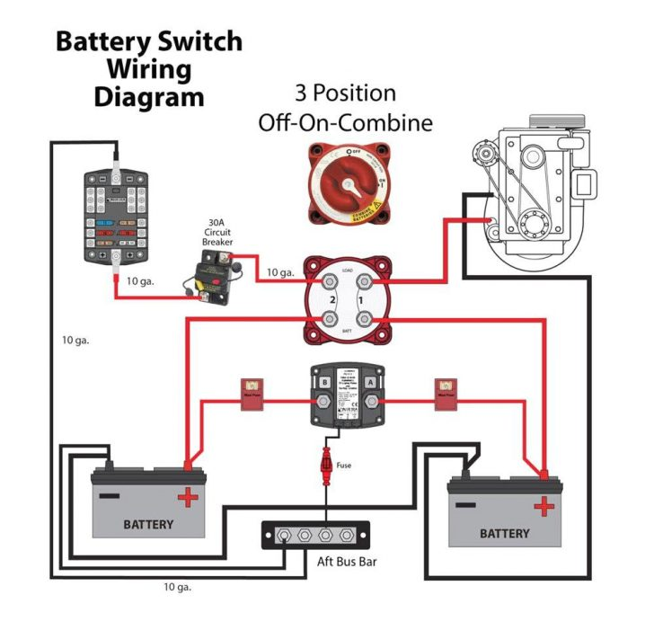 Miraculous Wiring Battery Isolator Switch Basic Electronics Wiring Diagram Wiring Database Lotapmagn4X4Andersnl