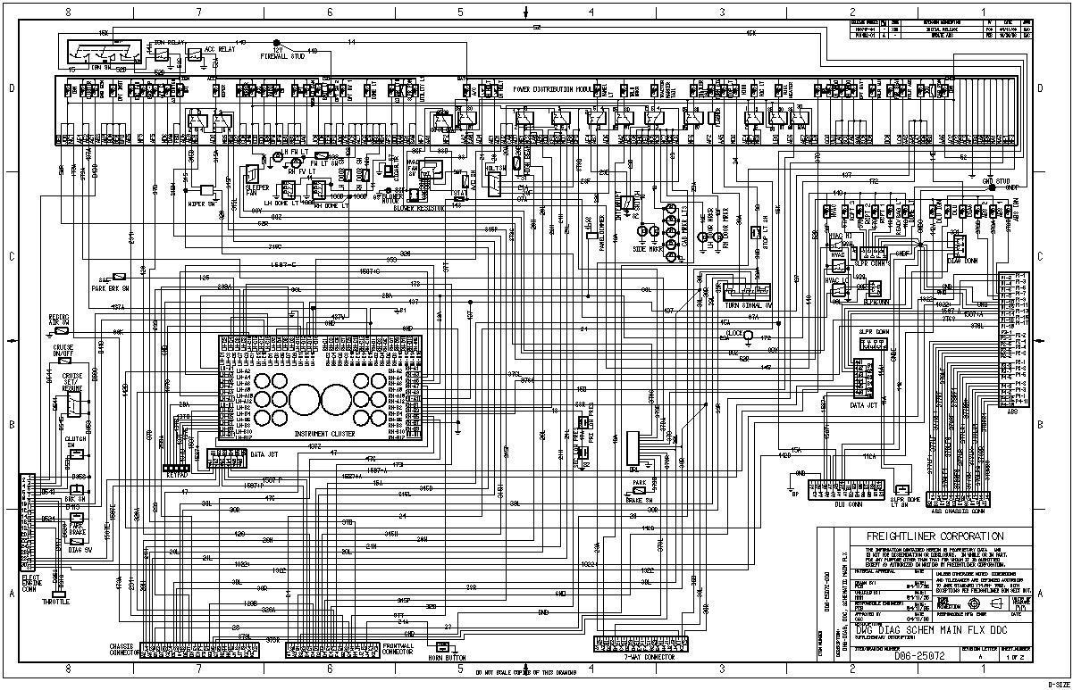 Peterbilt 7 Pin Wiring Diagram Free Picture | Manual E-Books - Peterbilt Wiring Diagram Free