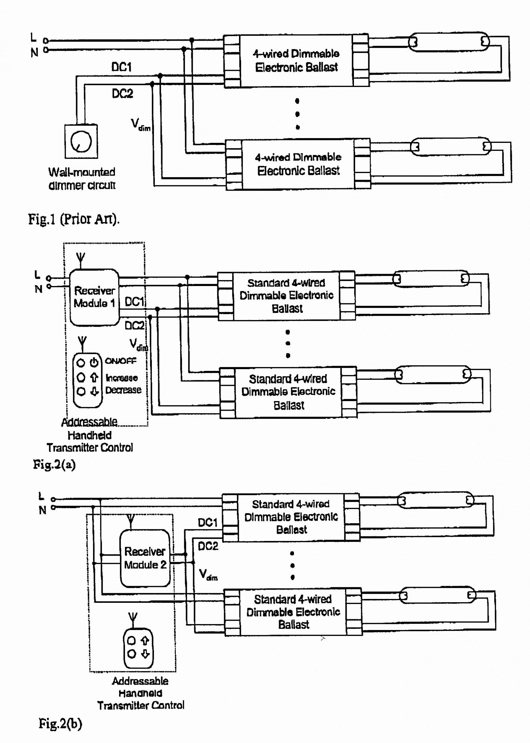 Philips Advance Ballast Wiring Diagram Recent 2 Lamp T8 Ballast - Ballast Wiring Diagram