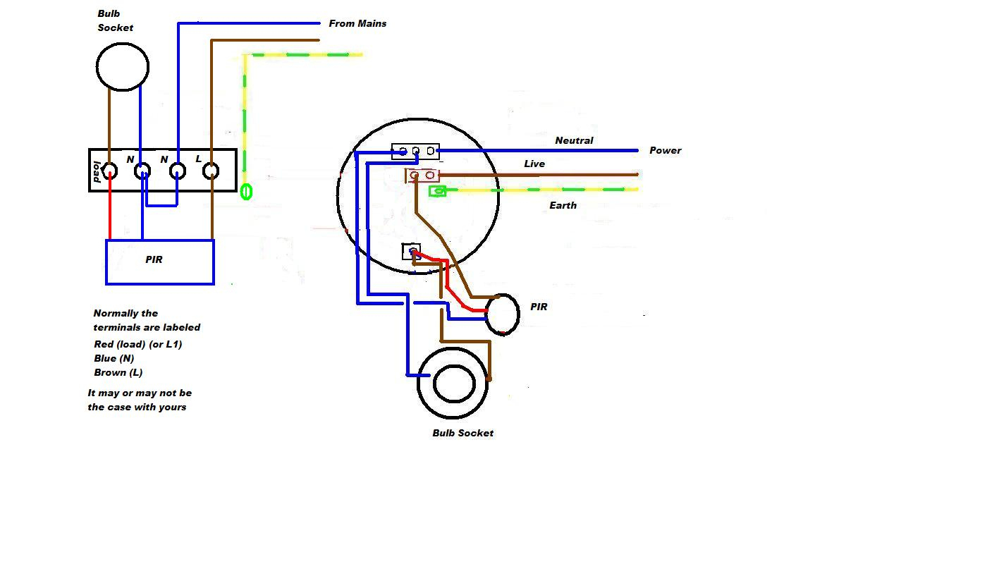 Photocell Switch Wiring Diagram | Wiring Diagram - Photocell Switch Wiring Diagram