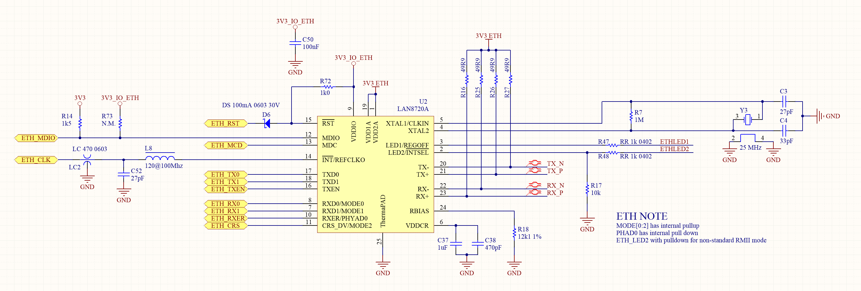 Phy Rj45 Schematic - Wiring Diagrams Hubs - Rj45 Wiring Diagram
