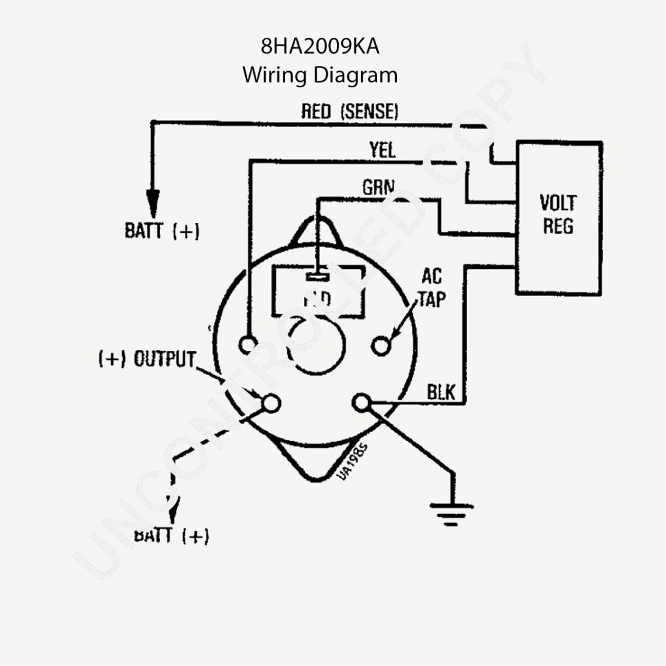 Pictures John Deere Alternator Wiring Diagram Charging Long Tractor - Ford Alternator Wiring Diagram