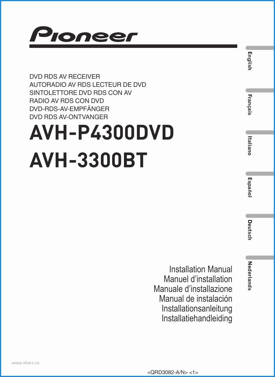 Pioneer Avh P2300Dvd Wiring Diagram - All Wiring Diagram - Pioneer Avh P2300Dvd Wiring Diagram