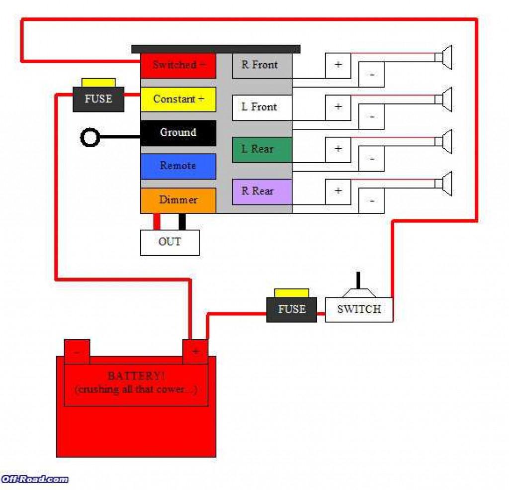Pioneer Car Stereo Wiring Diagram Free   Wiring Library - Pioneer Car Stereo Wiring Diagram Free