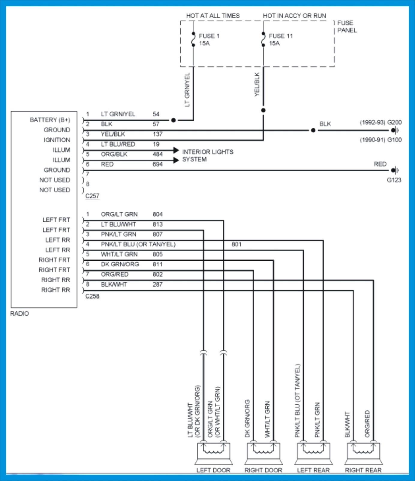 Pioneer Car Stereo Wiring Diagram Me 12 1   Hastalavista - Pioneer Car Stereo Wiring Diagram Free