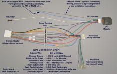 Pioneer Car Stereo Wiring Harness Diagram | Mechanic's Corner   Pioneer Radio Wiring Diagram