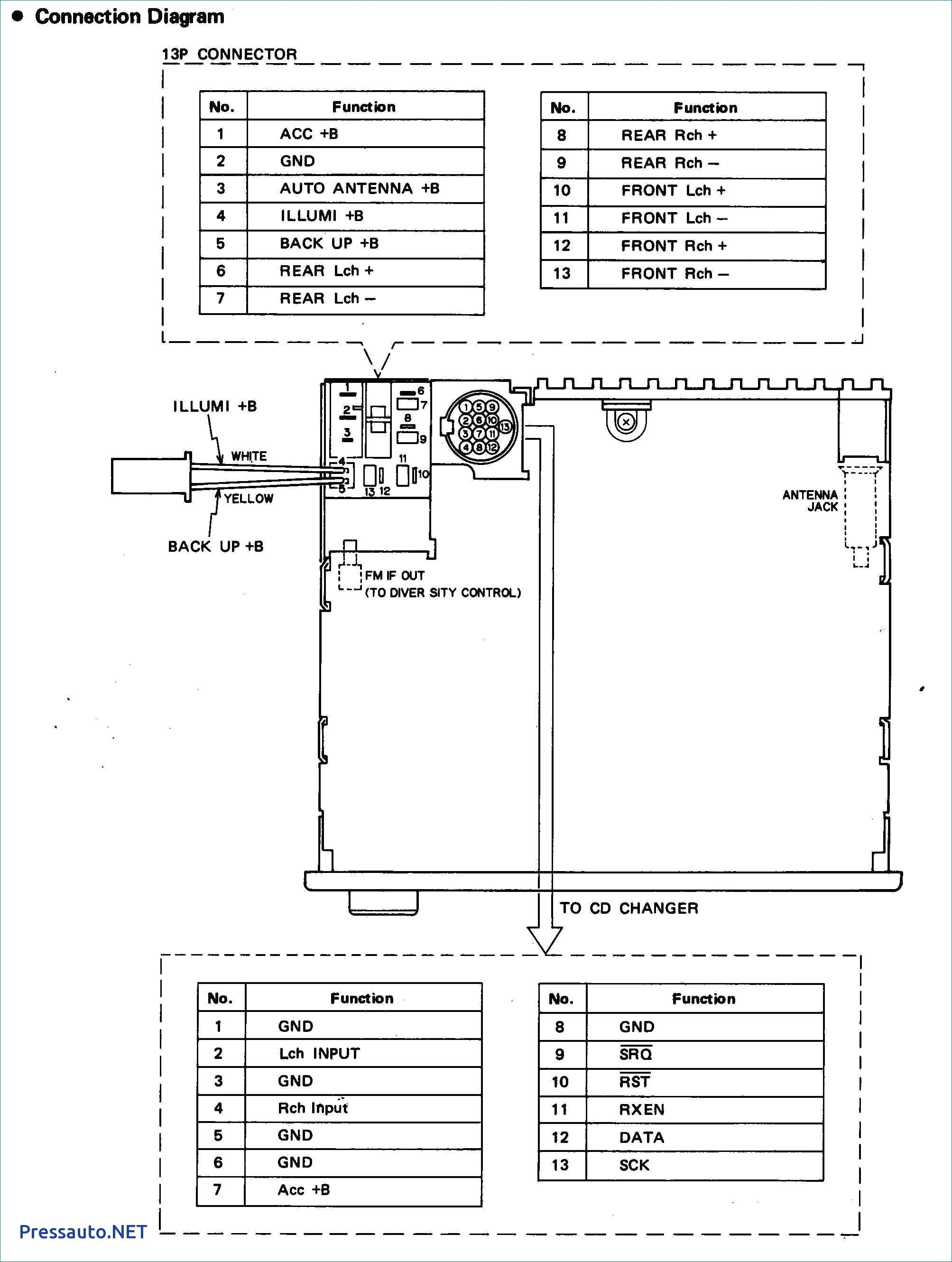 Pioneer Deh 1300 Wiring Diagram | Wiring Diagram - Pioneer Mvh-291Bt Wiring Diagram