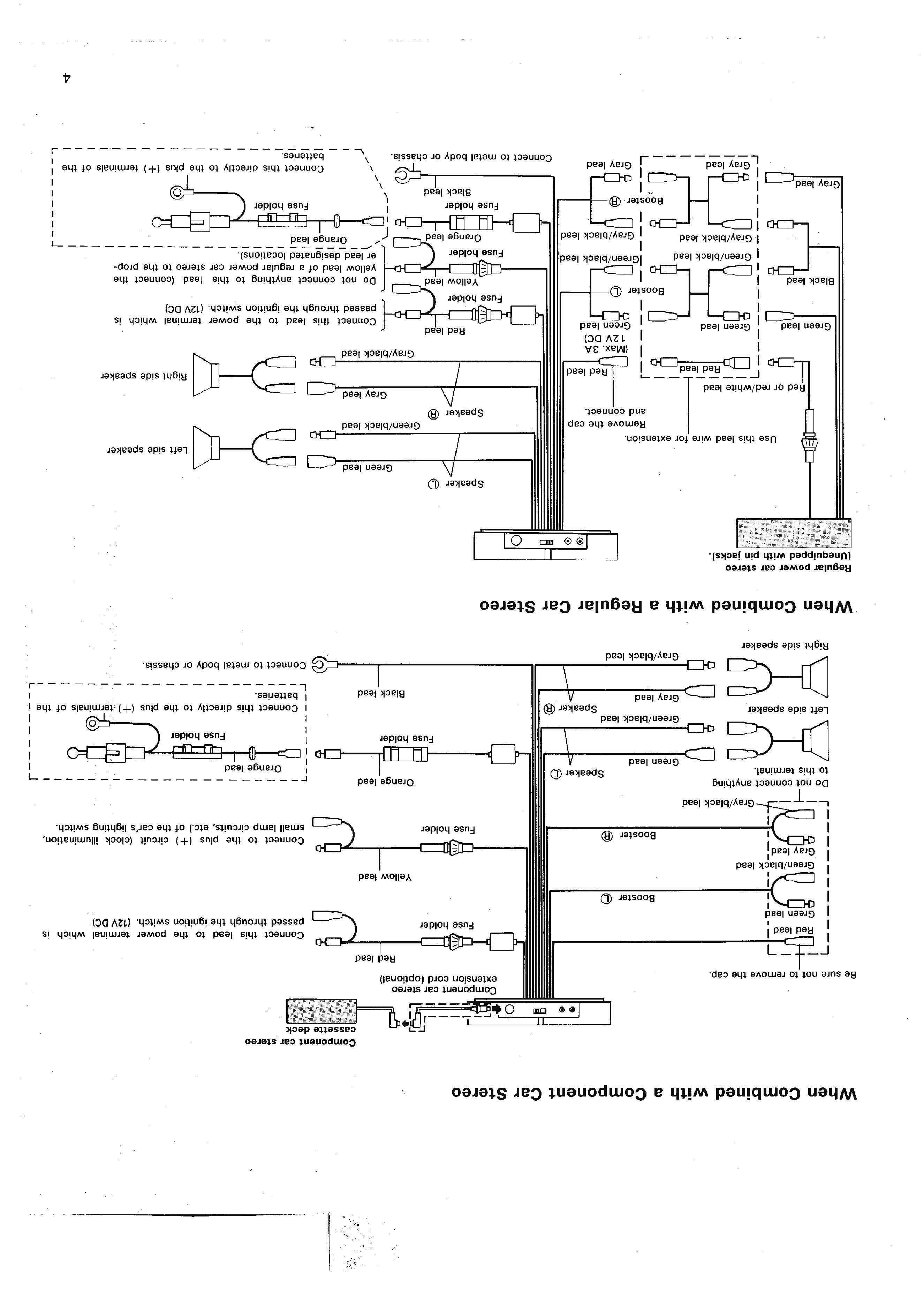 Pioneer Deh 3300Ub Wiring Harness | Wiring Diagram - Pioneer Deh1300Mp Wiring Diagram