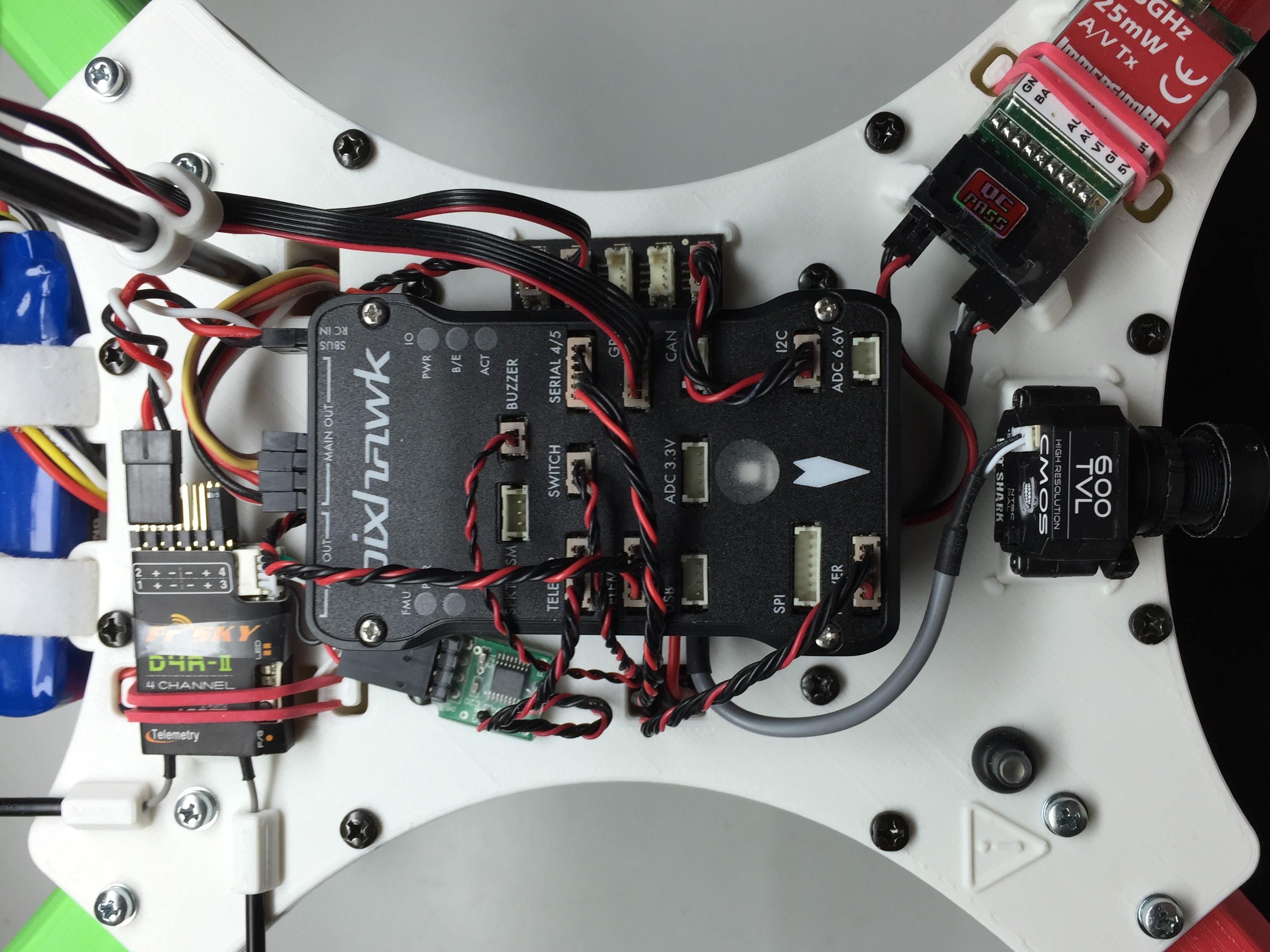 Pixhawk Esc Wiring Diagram | Manual E-Books - Pixhawk Wiring Diagram