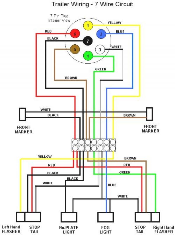 Pj Trailer Wire Diagram   Wiring Diagram - Gooseneck Trailer Wiring Diagram