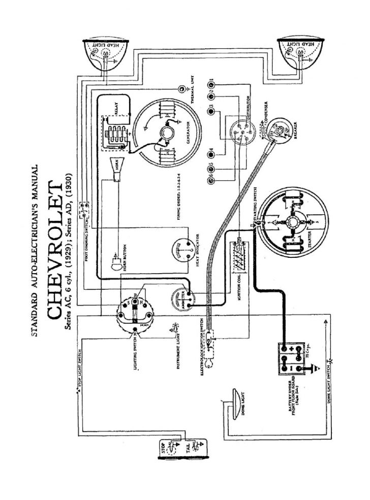 General Motors Wiring Diagram