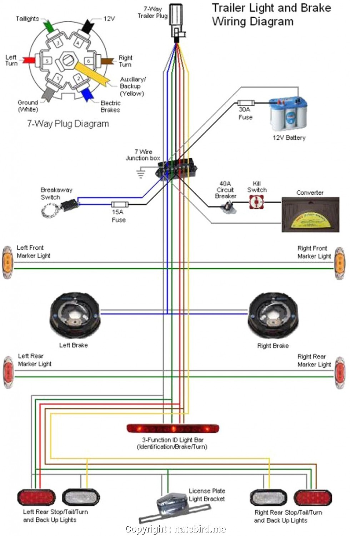 Pollak Trailer Plug Wiring Diagram | Wiring Diagram - Pollak Trailer Plug Wiring Diagram