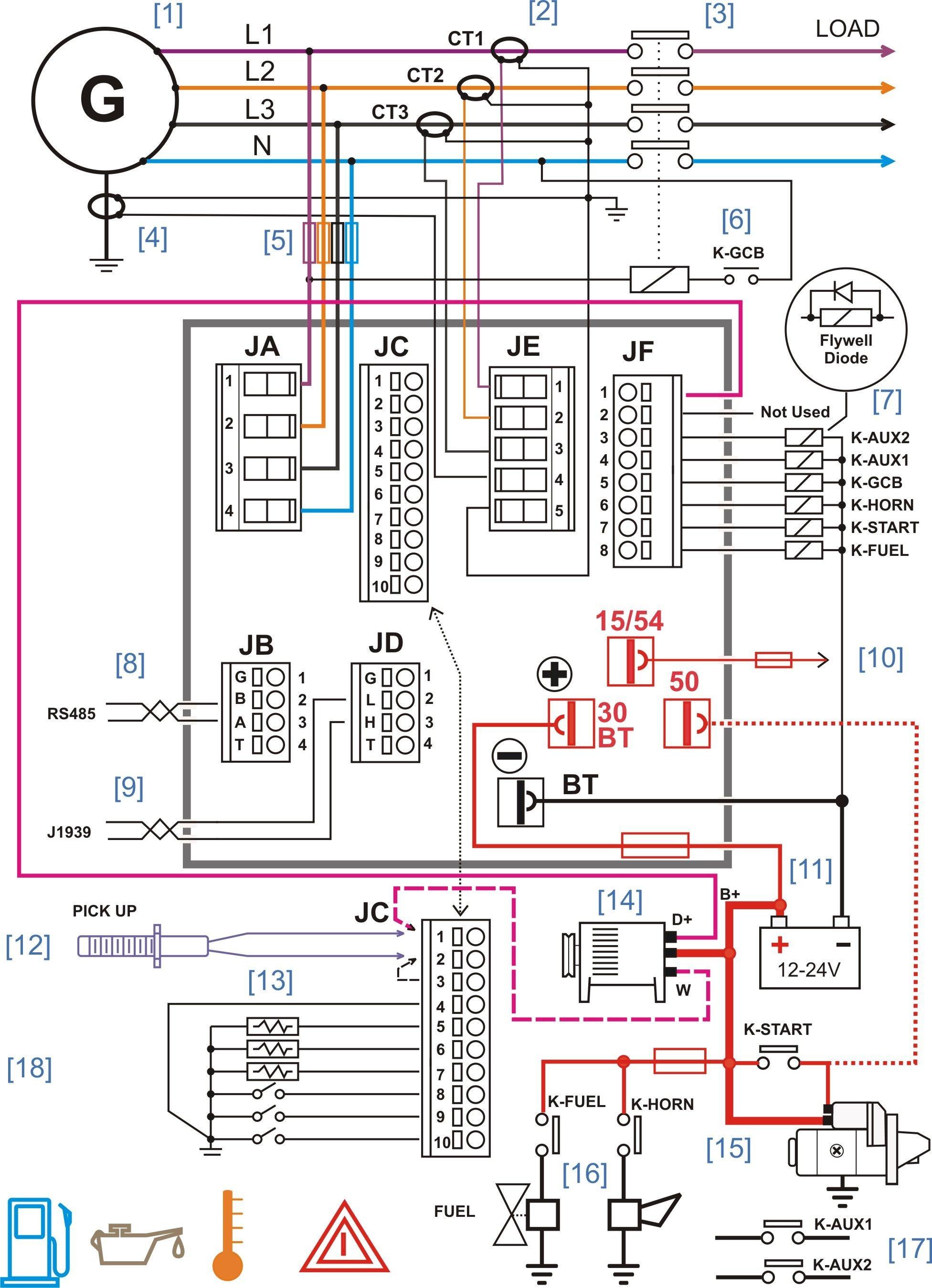 Portable Generator Transfer Switch Wiring Diagram - Wiring Diagram - Manual Transfer Switch Wiring Diagram