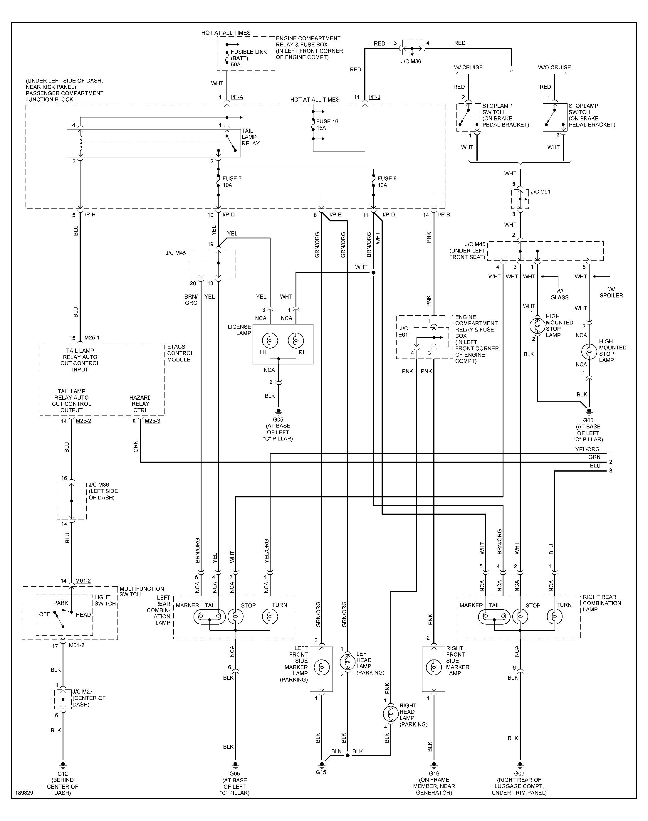 Power Acoustik In Dash Wiring Diagrams   Manual E-Books - Power Acoustik Pdn-626B Wiring Diagram