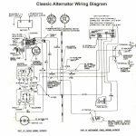 Print Wiring Diagram For Internally Regulated Alternator – Gm   Gm Alternator Wiring Diagram Internal Regulator
