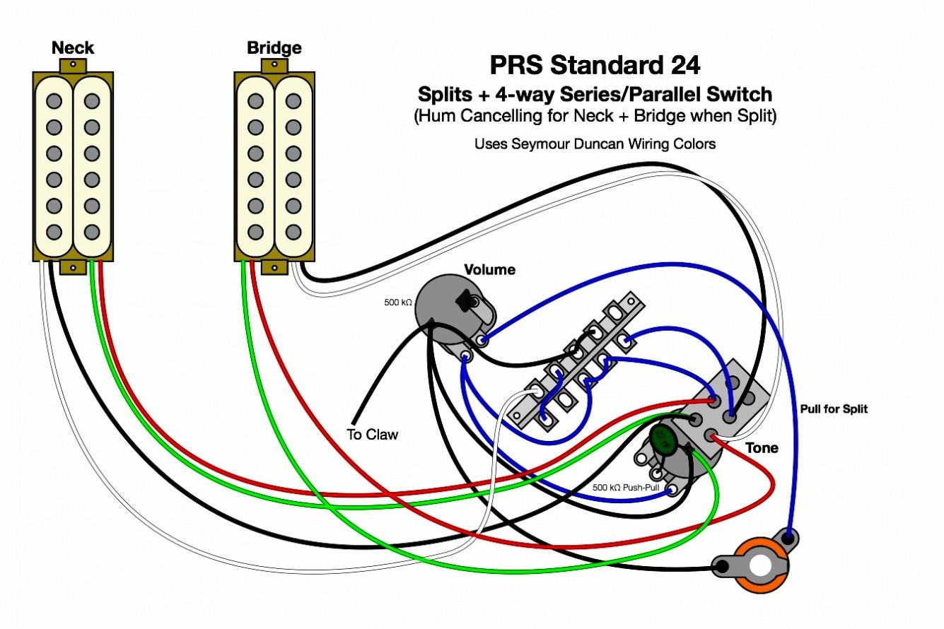 Prs Se Wiring - Wiring Diagram Data Oreo - Prs Wiring Diagram