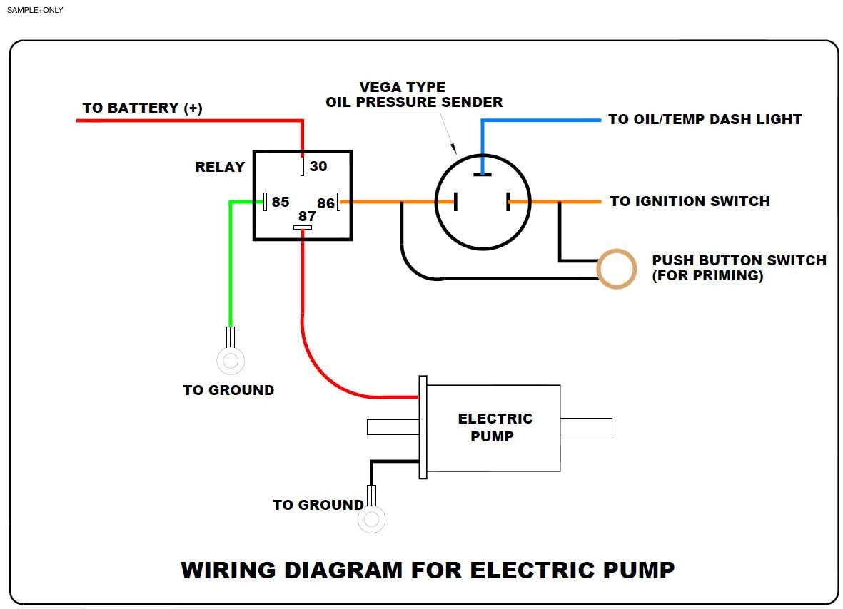 Push Button Ignition Switch Wiring Diagram - Motherwill - Push Button Starter Switch Wiring Diagram