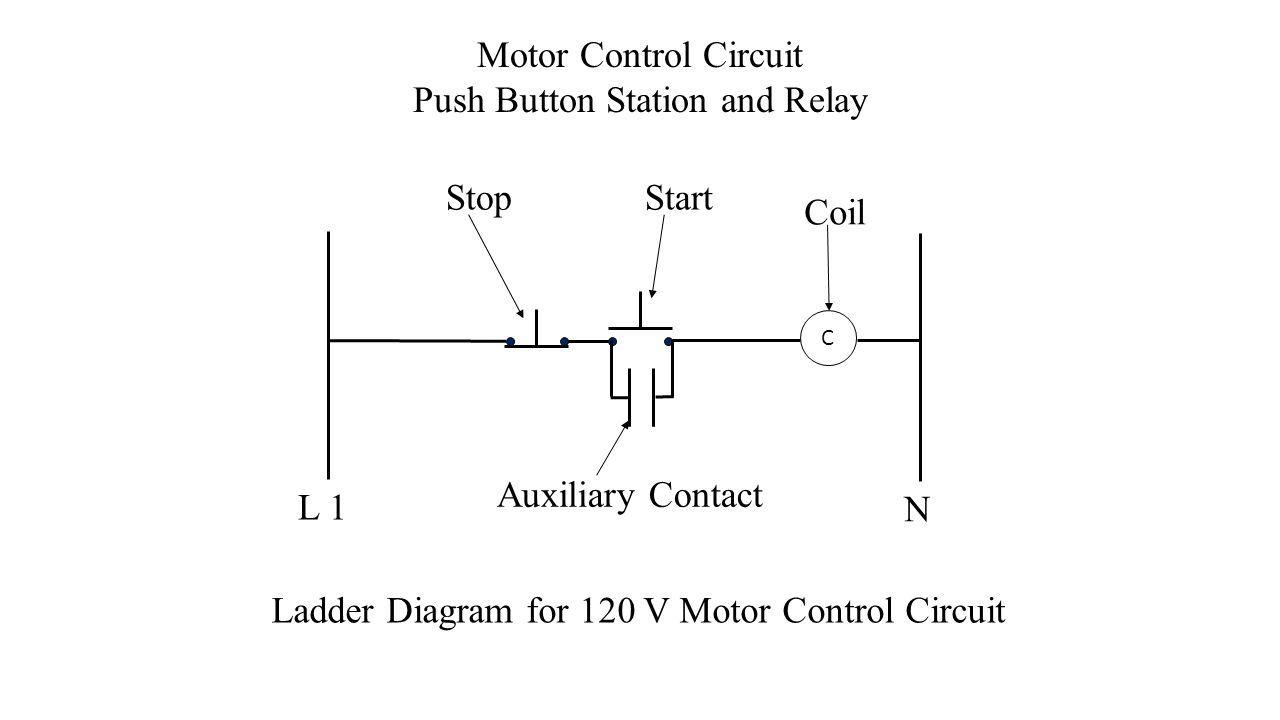 Push Button Start Stop Switch Wiring Diagram - Electricity Site - Push Button Starter Switch Wiring Diagram