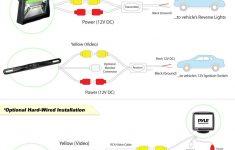 pyle backup camera wiring diagram 7500   wiring diagram pyle backup  camera wiring diagram