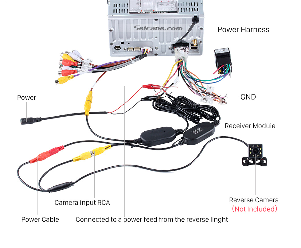 Pyle Backup Camera Wiring Diagram | Wiring Diagram - Pyle Backup Camera Wiring Diagram