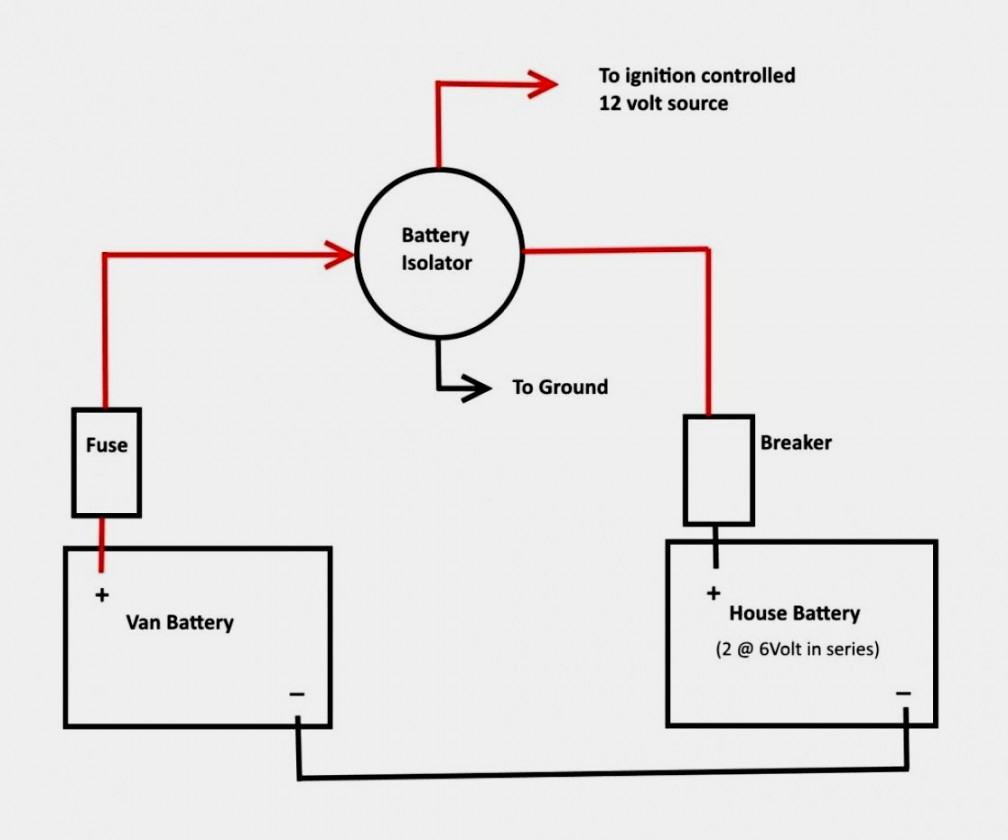 Quest Battery Isolator Wiring Diagram | Wiring Diagram   12V Battery Isolator Wiring Diagram