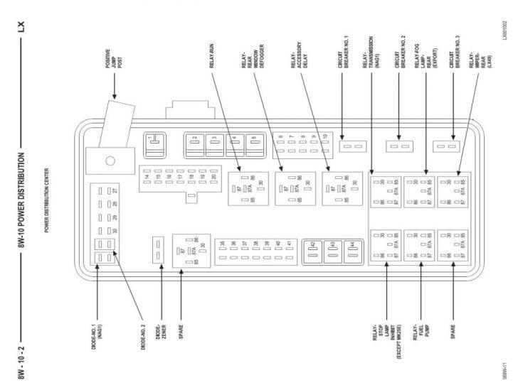 2007 Dodge Caliber Headlight Wiring Diagram