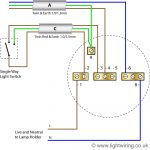 Radial Circuit Light Wiring Diagram | Light Wiring   Wiring Lights Diagram