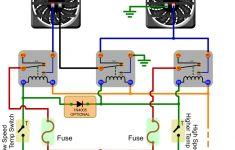 Radiator Fan Wiring   Wiring Diagram Data   Cooling Fan Relay Wiring Diagram
