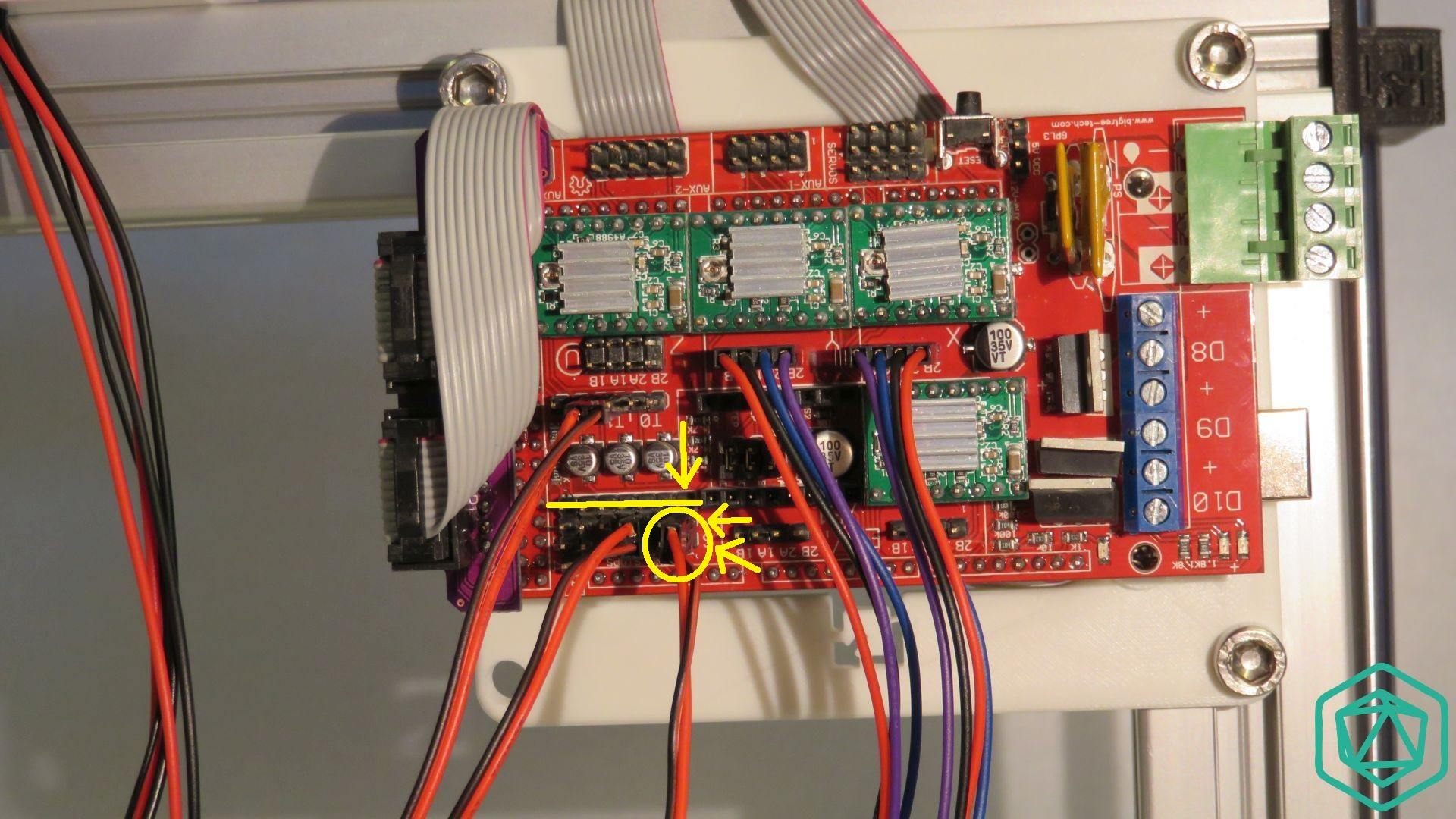 Ramps 1.4 Archives - 3D Modular Systems - Ramps 1.4 Wiring Diagram