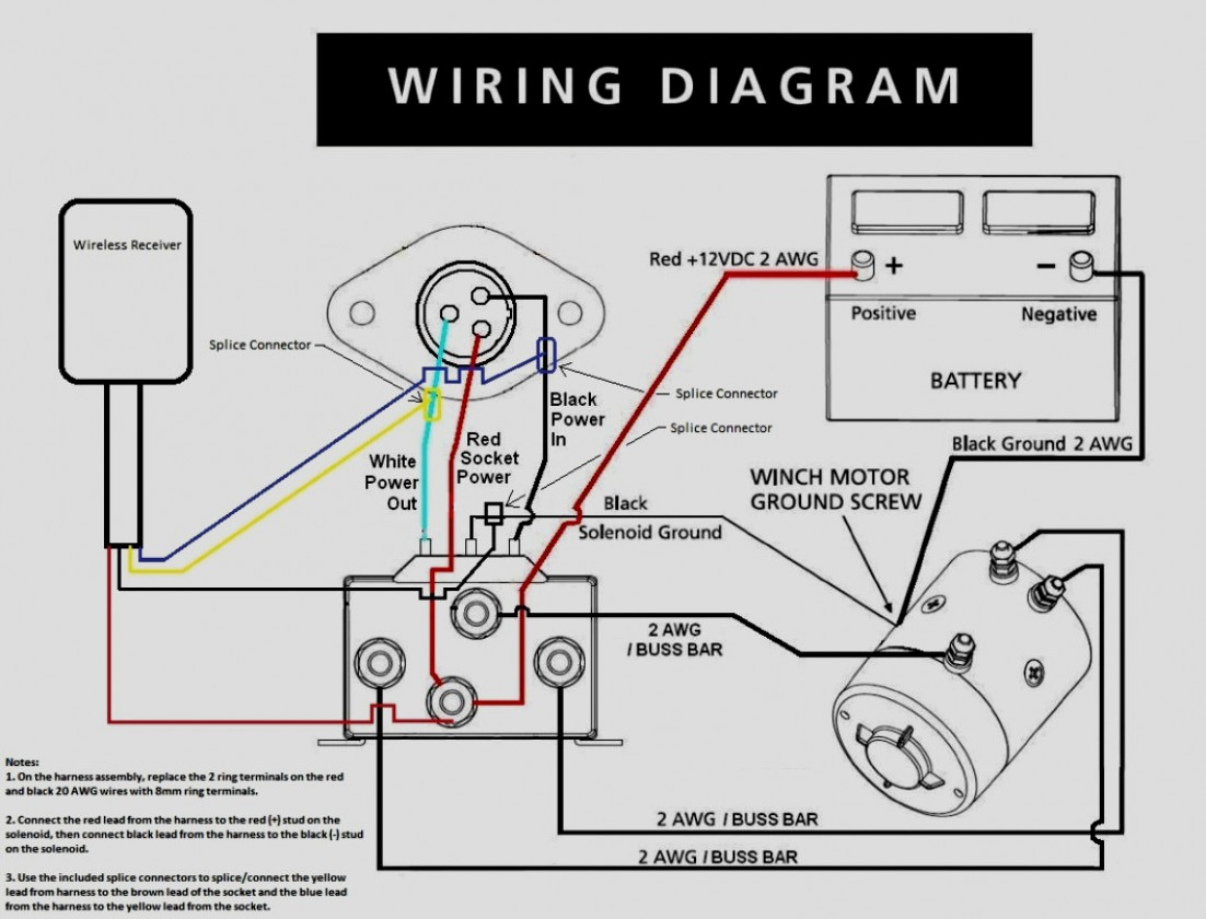 Ramsey Winch Wiring Diagram Solenoid - Wiring Diagram Data - Ramsey Winch Wiring Diagram