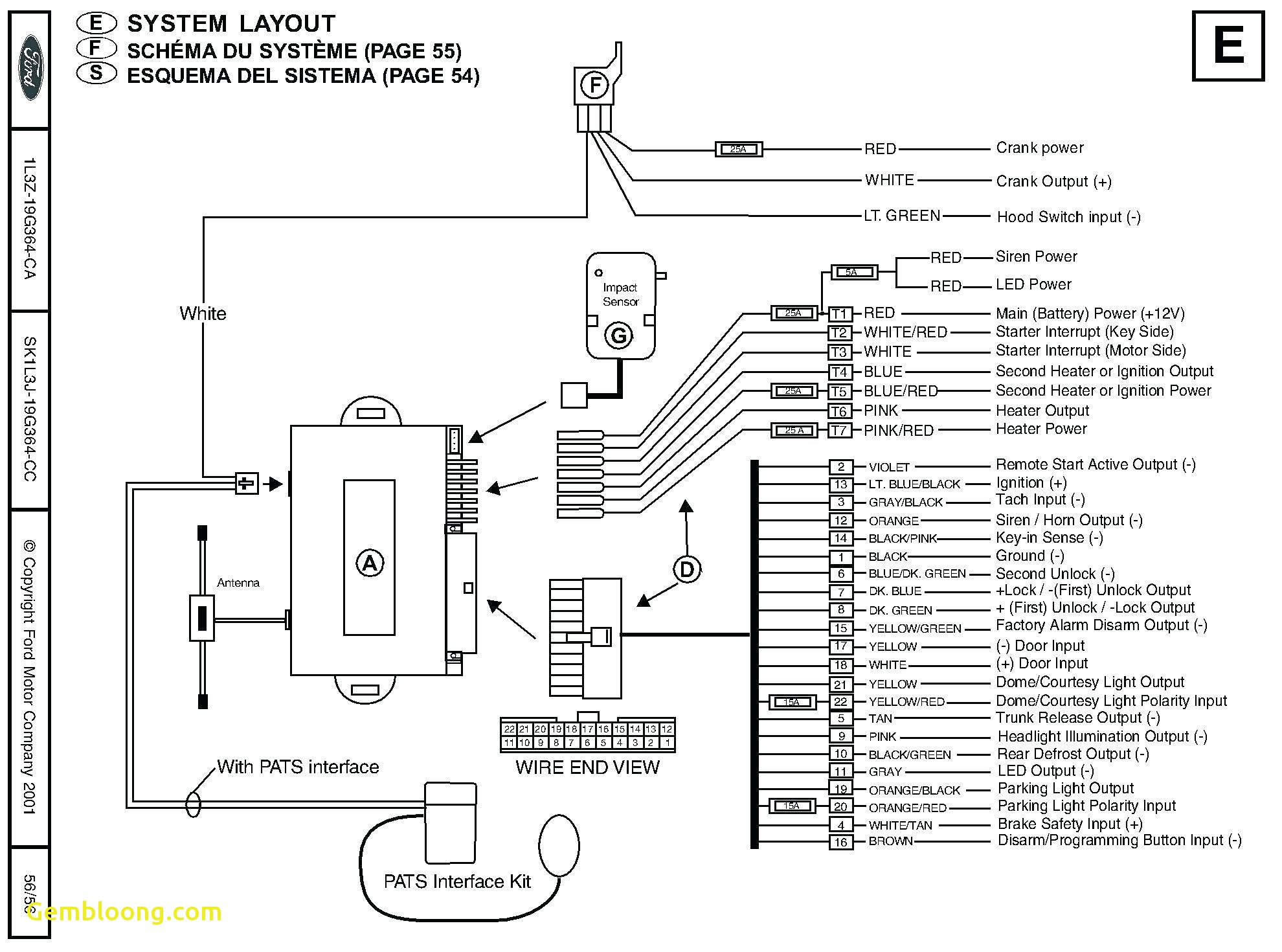 Ready Remote Wiring Diagram Expedition   Manual E-Books - Ready Remote Wiring Diagram