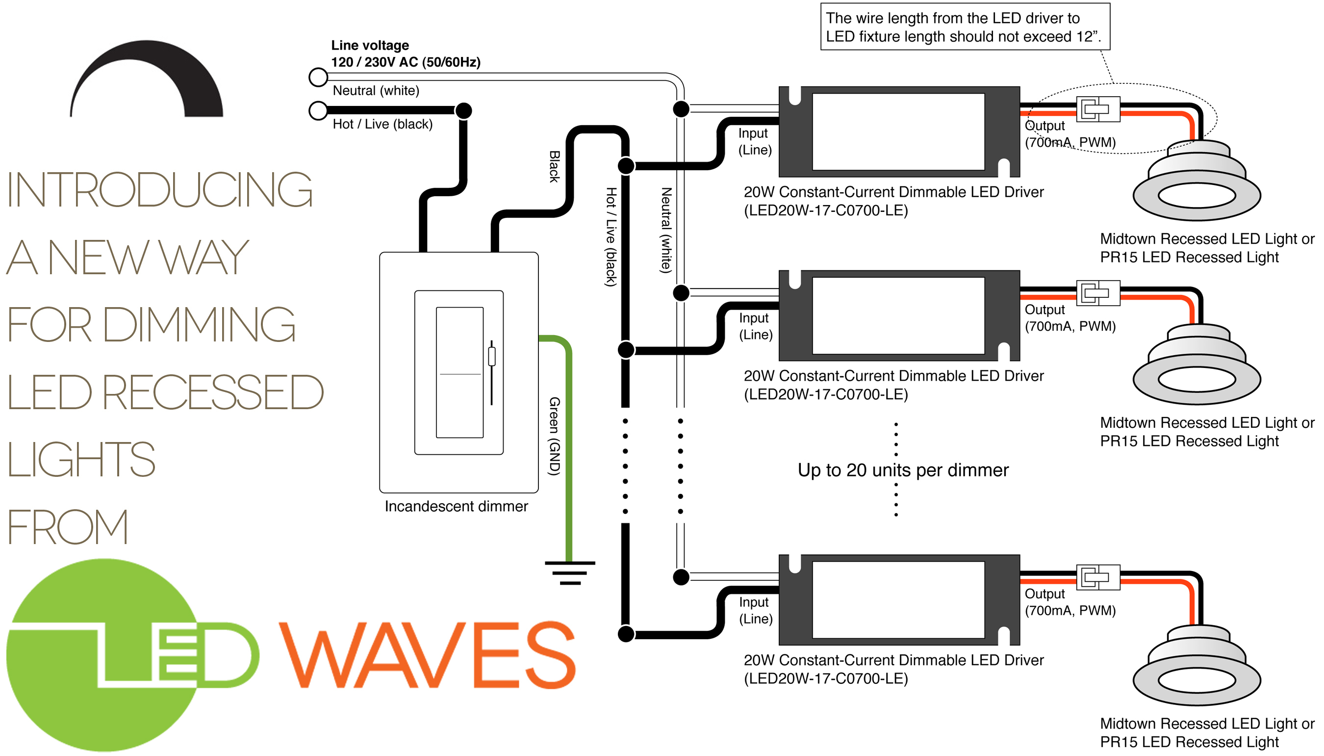 Recessed Lighting Diagram - Data Wiring Diagram Today - Wiring Recessed Lights In Parallel Diagram