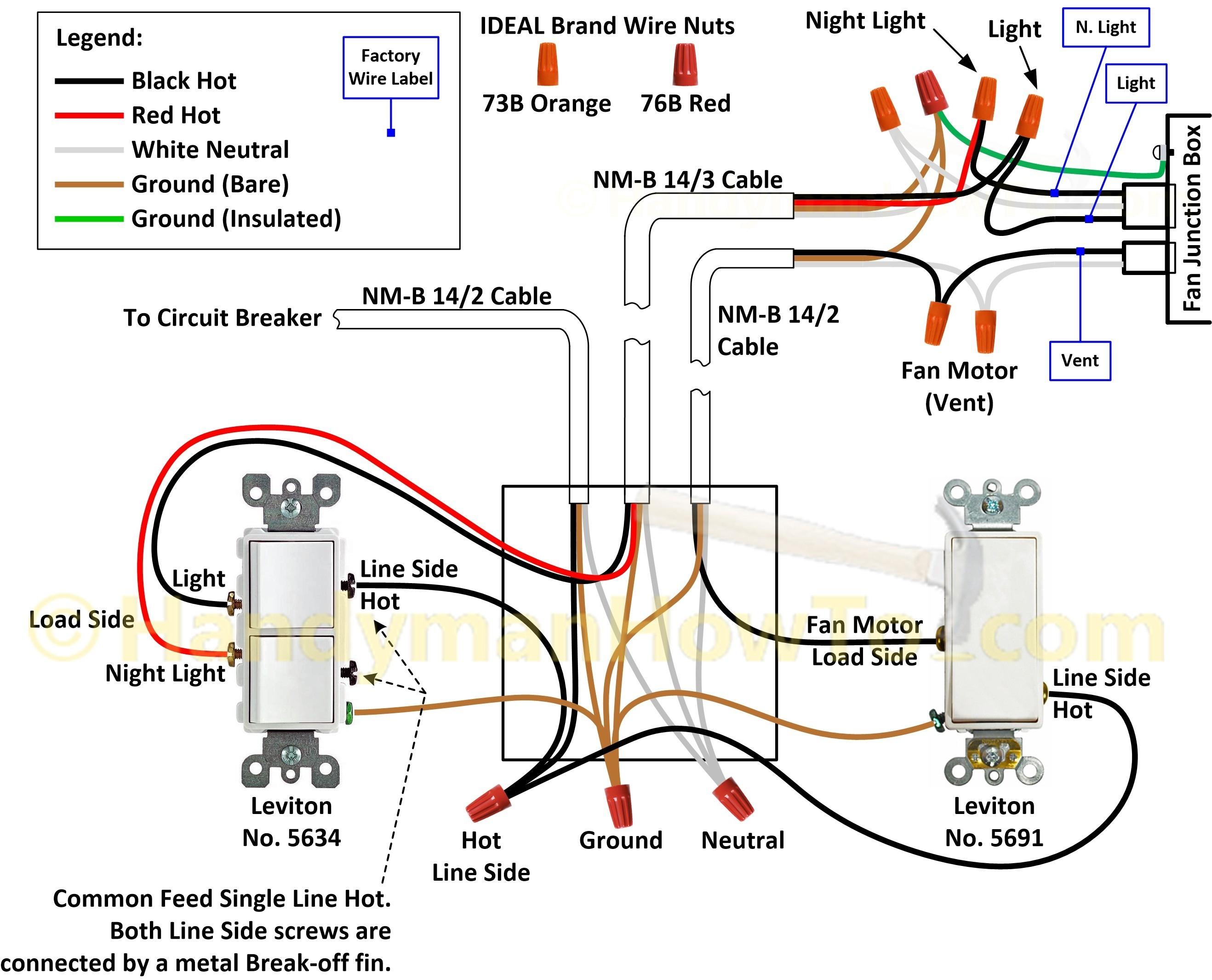 Recessed Wiring Diagram | Wiring Diagram - Recessed Lighting Wiring Diagram