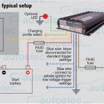 Redarc Bcdc1225D Dual Battery Isolator System Dc To Dc Mppt Solar – Dual Alternator Wiring Diagram