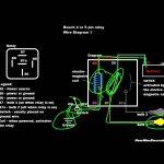 Relay Tutorial: 5 Pin Vs 4 Pin Wiring (Example 1)   Youtube   4 Prong Relay Wiring Diagram