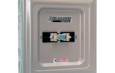 Reliance Controls 60 Amp Utility / Generator Transfer Switch   Reliance Generator Transfer Switch Wiring Diagram