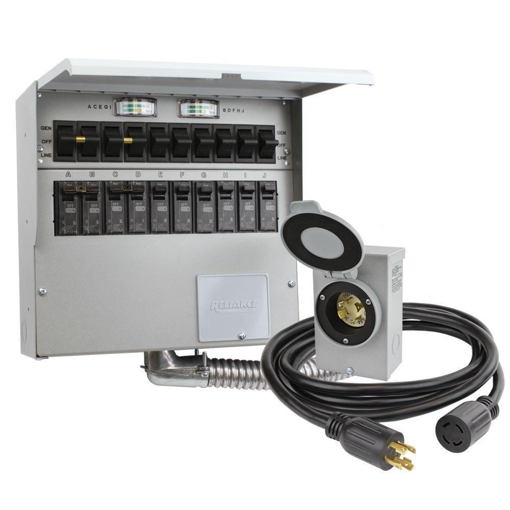 Reliance Transfer Switch Wiring Diagram | Philteg.in - Reliance Generator Transfer Switch Wiring Diagram