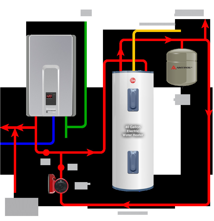Residential Water Heater Thermostat Wiring Diagram   Manual E-Books - Electric Water Heater Thermostat Wiring Diagram