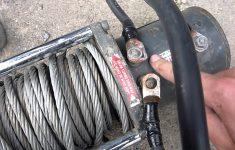 Rewiring And Troubleshooting A Warn M8000 Winch   Part 1   Youtube   Waren Winch Wiring Diagram