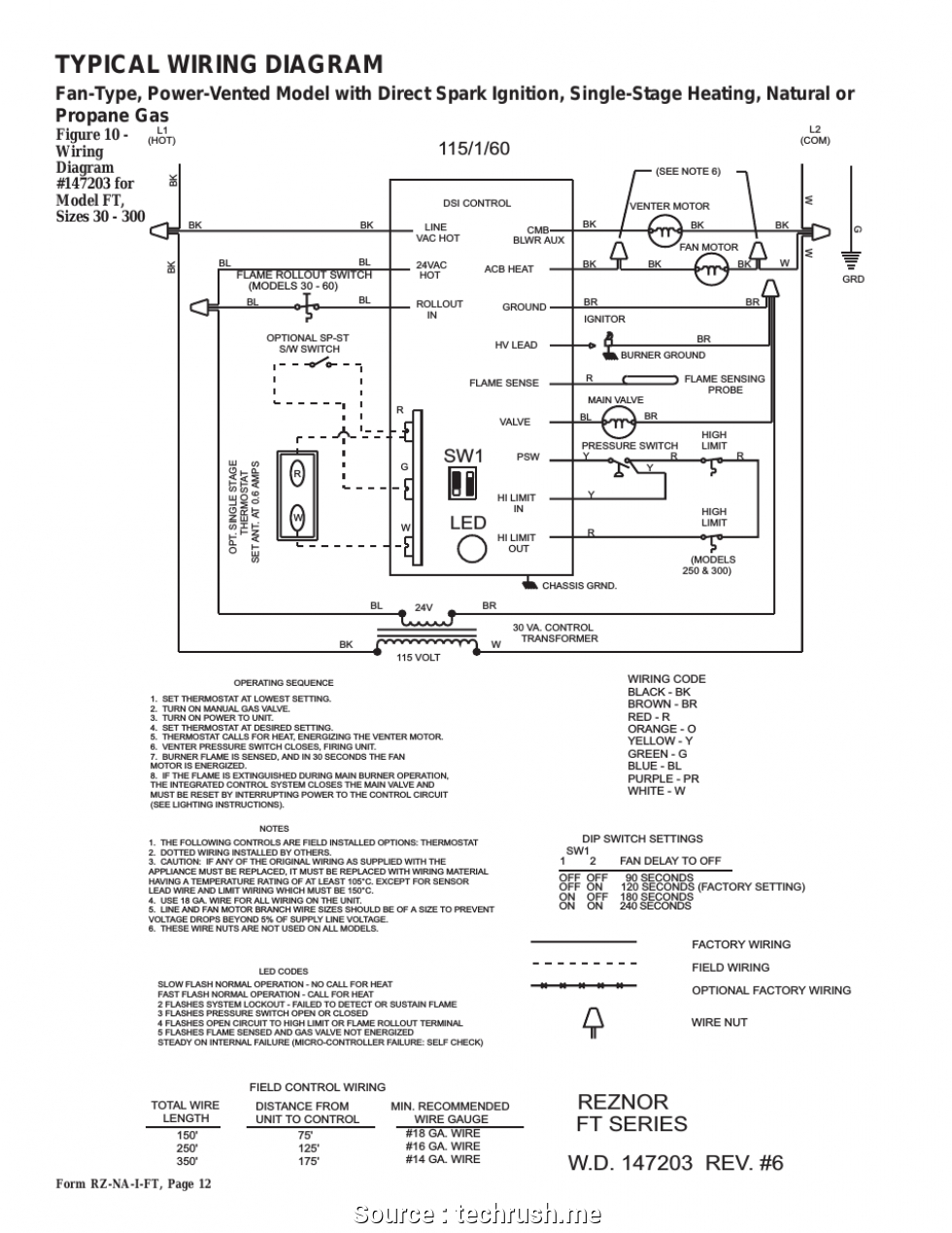 Reznor Waste Oil Furnace Thermostat Wiring | Wiring Diagram - Reznor Heater Wiring Diagram